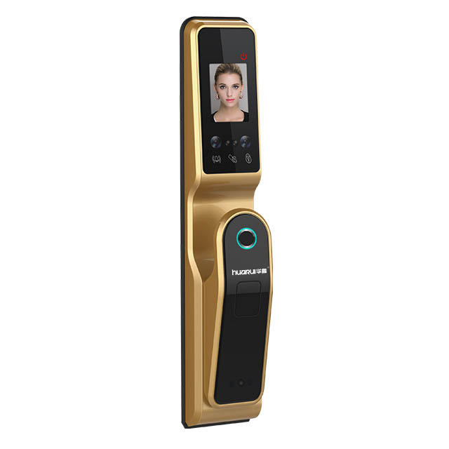 Huarui lock <strong>H10</strong> face recognition smart <strong>digital</strong> door lock