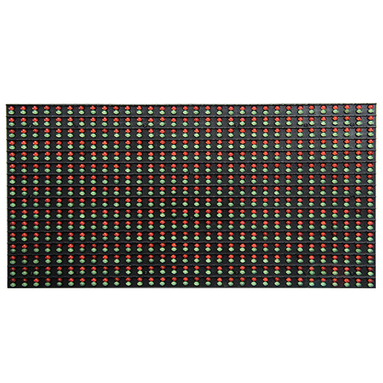 Niyakr Top Ten <strong>LED</strong> Manufacturers Free Sample <strong>LED</strong> Matrix Dual Color <strong>P10</strong> Outdoor Rg <strong>Led</strong> <strong>Module</strong> <strong>P10</strong>(<strong>1R1G</strong>)3216