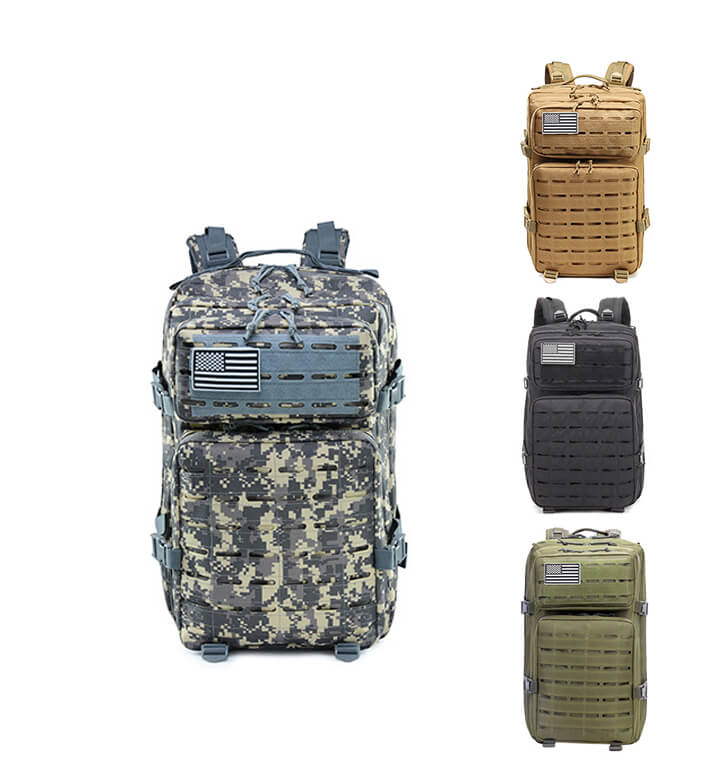 V-094 New design durable waterproof hiking army backpack tactical back pack