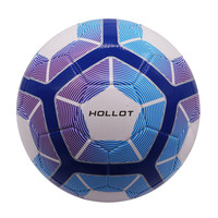2.0mm Pvc Hollot Size 4 Match Team Younger Play Soccer Ball