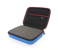 Custom hard shell eva organizer electronic accessories tool travel case