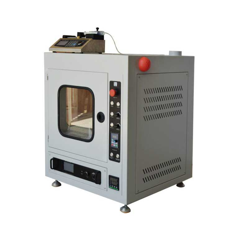Nano fiber high-voltage electrospinning machine for protein nanofibers preparation