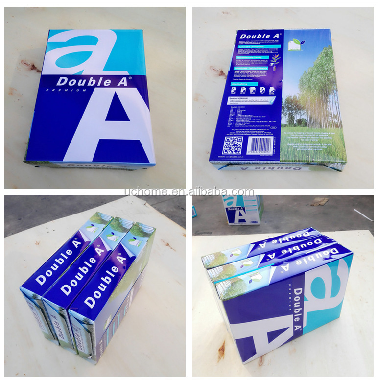 UCHOME A4 Paper,Multi-Purpose Double Copy Paper A4 80gsm Factory prices