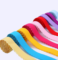 Bra strap 30mm wide elastic webbing/elastic band for underwear