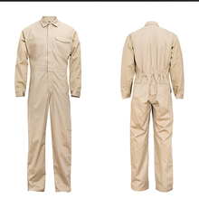 <strong>Safety</strong> At Work Light Weight FR Anti-Static Coverall Heat and Fire Resistant Clothing