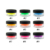 Hot sale 9 Colors Loose Single Powder Eye Shadow Neon High Pigment Eyeshadow