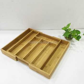 Modern adjustable rectangle storage box for kitchen use