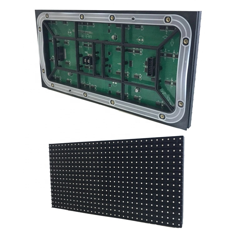 Outdoor Led Display Price Outdoor Full Color SMD Led Module <strong>P10</strong> 320*160mm