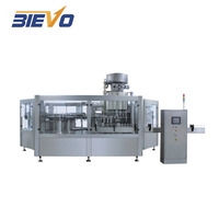 Small Business Carbonated Soft Drink Filling Line