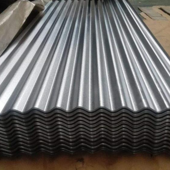 First grade ppgi color coated galvanized corrugated sheet in roofing price
