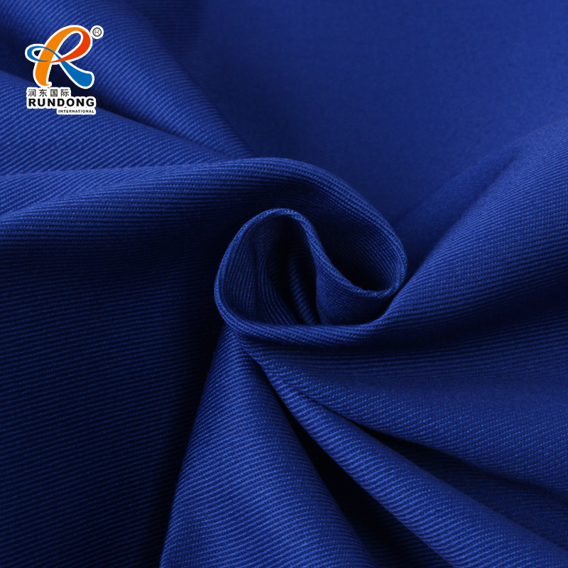 65 polyester 35 cotton workwear fabric 20 * 16 <strong>128</strong> * 60 240gsm twill PC fabrics