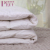 Custom Wholesale  Modern Winter Bed Soft Fluffy Quilt