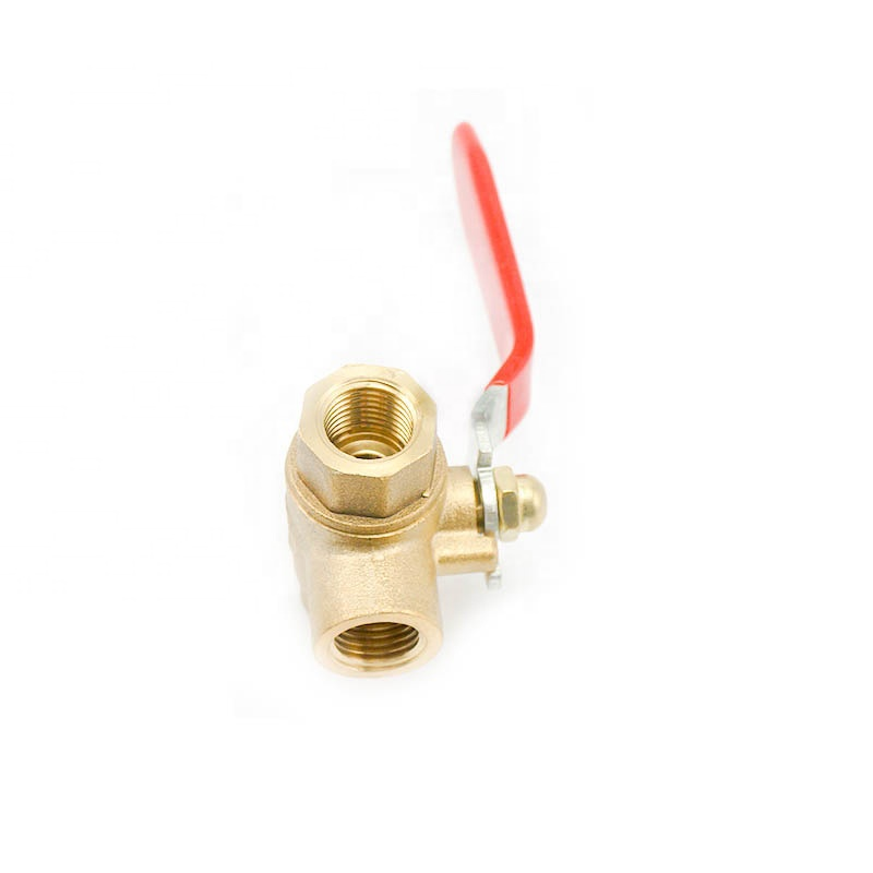 top wholesale factory kitchen faucet gas <strong>valve</strong> nickel plated 3 way brass ball <strong>valve</strong>