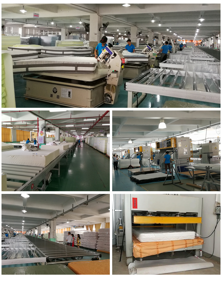 Jiangxi Dingsheng mini military cot mattress - Jozy Mattress | Jozy.net