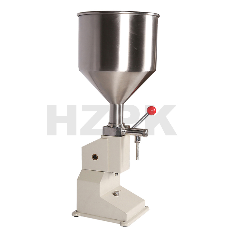 HZPK <strong>A03</strong> Hot Sell Newest Design <strong>A03</strong> Series 5~50ml Manual Liquid Filling Machine