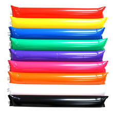 promotion game hand clap noise maker inflatable cheering sticks