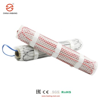 Electric radiant heater 220v heating system pad
