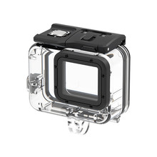 Underwater Diving Housing Protective Dustproof Waterproof Case Housing Shell for <strong>Gopros</strong> 7 6 5 for Action Camera