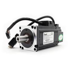 New 400W AC Servo <strong>Motor</strong> 0.4kW Single Phase 220V 3000rpm 1.27Nm 2.8A 23-Bit Absolute Encoder Servomotor For CNC