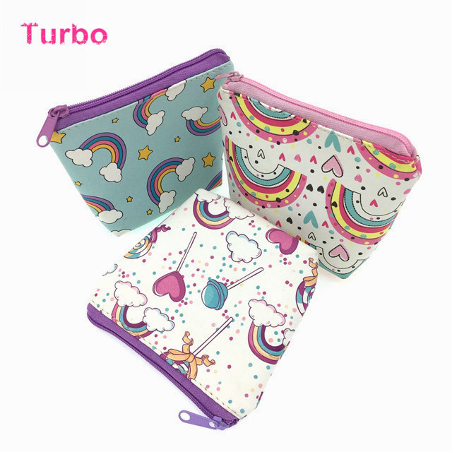 European Popular small business gift custom Beautiful design children popular coins purse frame mini bag zipper wallets
