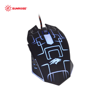 classic Design Gaming Wired USB Computer Mouse