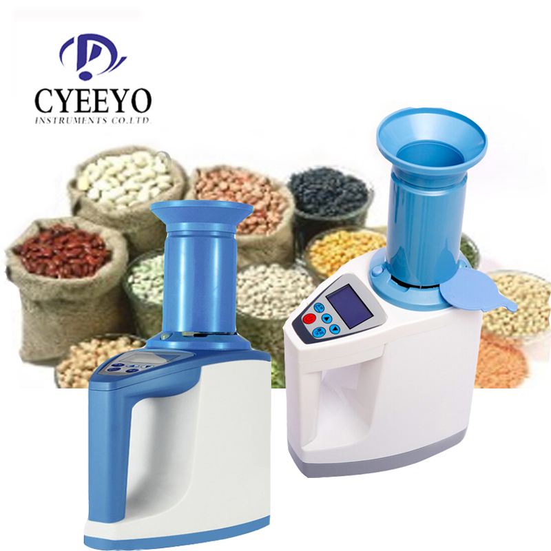 Portable Cocoa Bean Maize Hazelnut Rice <strong>grain</strong> and seeds moisture meter Tester Price