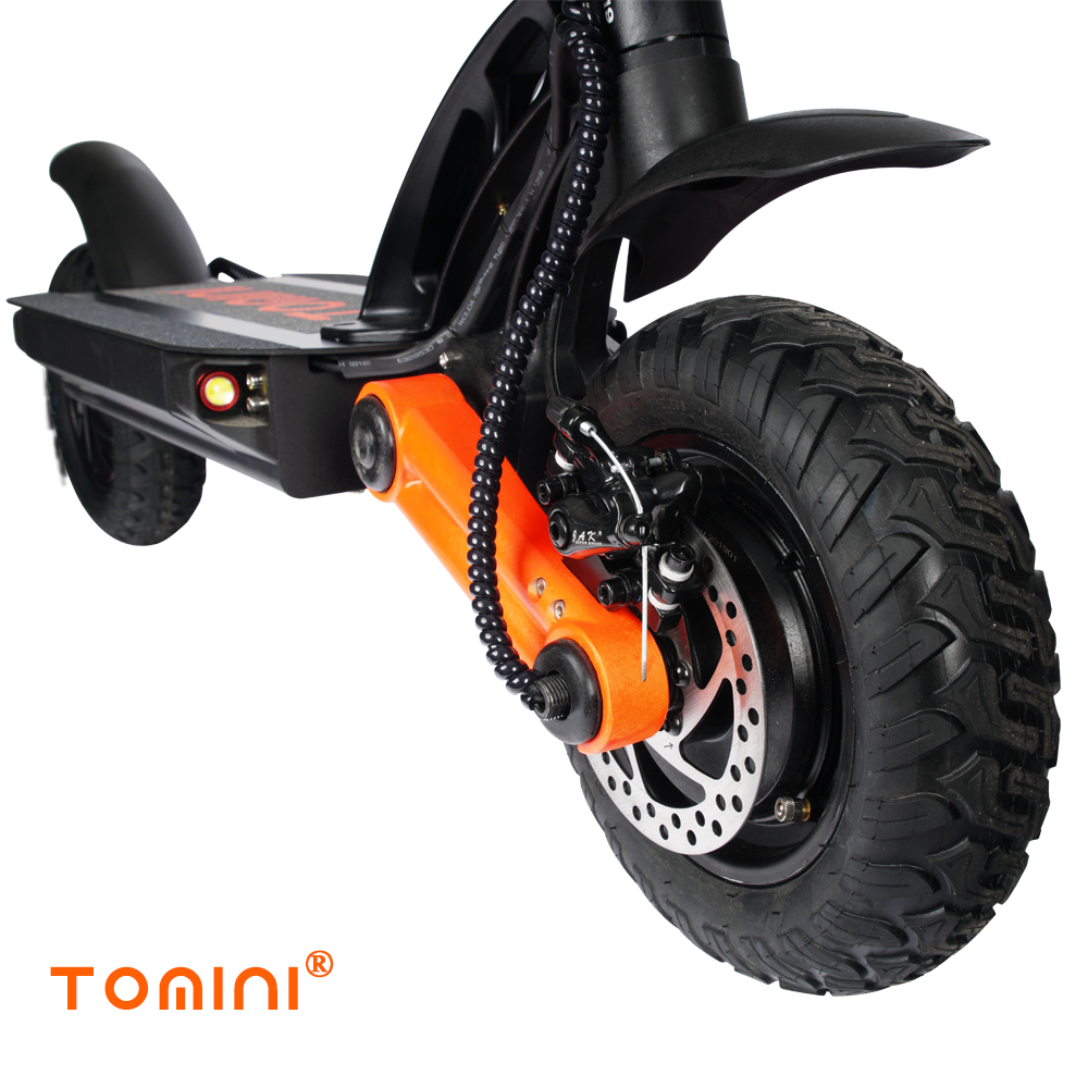 Hot selling e-scooter fat tire dual motor foldable electric scooter 2000 <strong>W</strong>