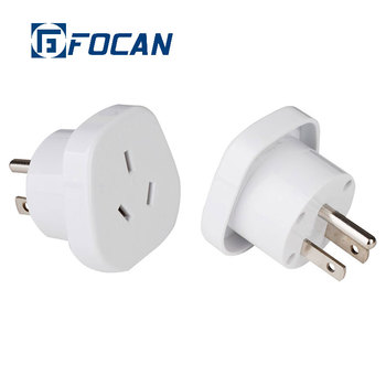 World to germany plug Travel power Adapter