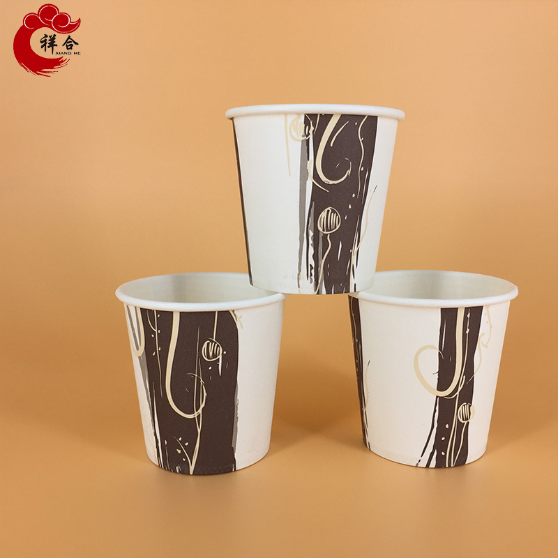 Eco-Friendly Disposable Hemp Paper Cup For Tasting