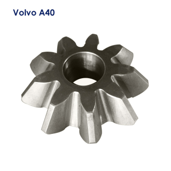 Professional custom articulated truck V/V A40E dump truck spare parts driven bevel gear 15045393