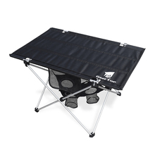 Geertop small light square outdoor portable picnic fish folding camping <strong>table</strong>
