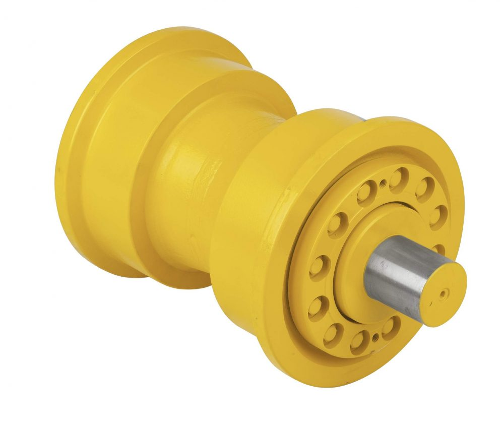 17A-30-00070 KM2265 SF S/F single flange <strong>bulldozer</strong> track roller for Komatsu <strong>bulldozer</strong> <strong>D155A</strong>-3 <strong>D155A</strong>-5 D155AX-3 D155AX-5
