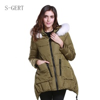 2019 China Manufactured Custom Women Down Jackets For Winter Hiking