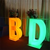 /product-detail/plastic-luminous-letter-desk-glowing-digital-bar-table-stainless-steel-base-62251454465.html