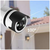 XONZ outdoor bullet wifi ip camera 2mp 1080p wireless network surveillance