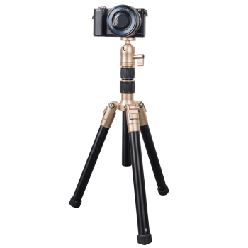 Professional Multifunctional Foldable Extendable Compact Digital Camera Video Phone Tripod Stand Turn Into Selfie Stick Monopod
