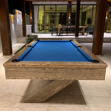 Best Home Ash Wood Pool Table Factory Directly Selling