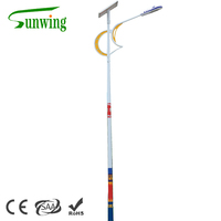 Made in China 30w/50w/100w outdoor street lighting led and street light pole
