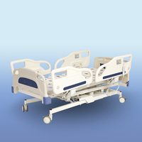 Coinfycare JFD69 CE/FDA/ISO factory Adjustable furniture electric hospital bed for ICU