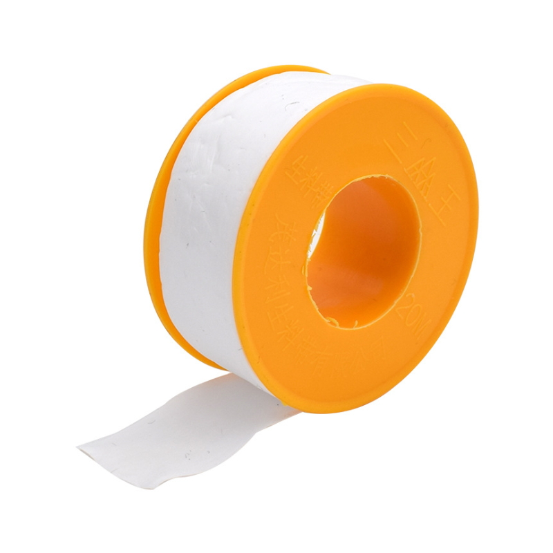 Engineering Wholesale Waterproof Raw Material Belt, PTFE Seal Tape  SJ-006