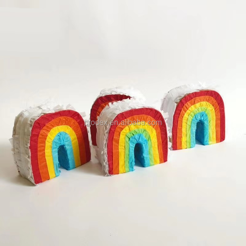Hot sale colorful mini pinata