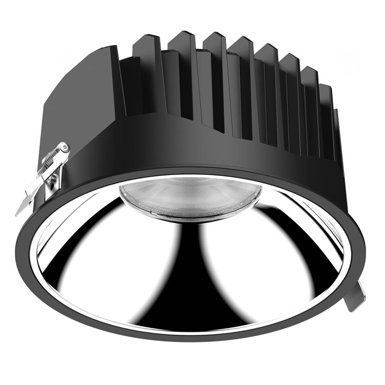 2020 New Design <strong>Downlight</strong> Fixture Hotels use dimmable 3 inch to 8 inch 10W 20W 30W 40W 55W LED Down Light