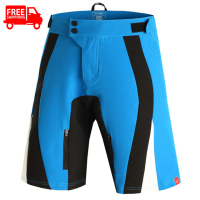 Wholesale custom mountain bike trail cycling pads chamois shorts