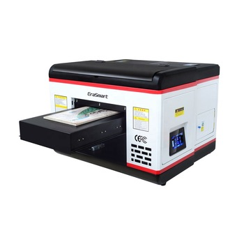 EraSmart The Newest Flatbed UV Printer A3 UV Printer For Painting Printing