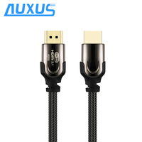2020 Newest Ultra High Speed 2.1 HDMI cable YUV444 3D 8K@60Hz 4K@120Hz 48Gbps 4320P Gold HDMI Cable