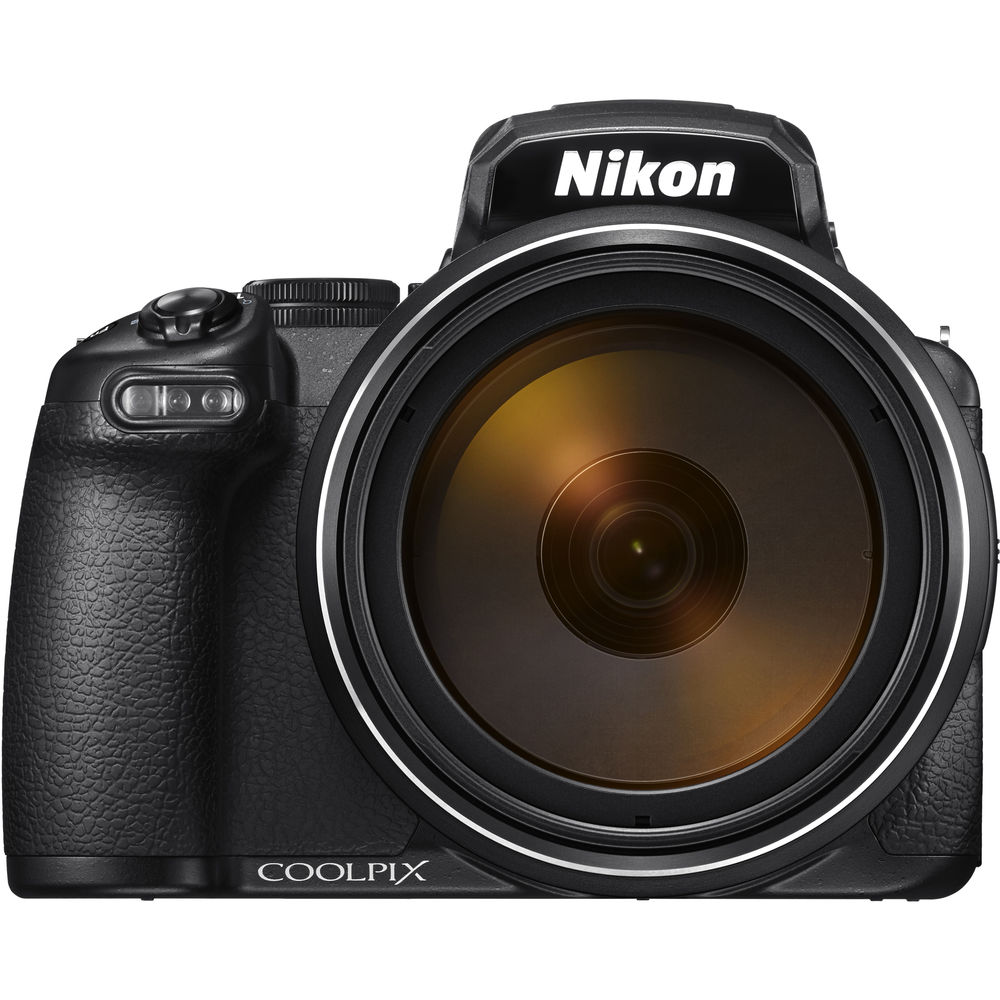 Nikon COOLPIX <strong>P1000</strong> Digital Camera Body Only Black