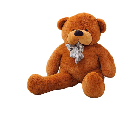 free sample cheap giant unstuffed empty teddy bear skin/ bear skin toy <strong>plush</strong> Teddy Bear bearskin <strong>plush</strong> toys 7 colors
