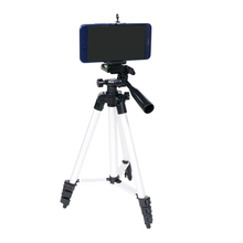Portable Lightweight Aluminum Alloy Camera Vlogging Tripod 3110 For <strong>Mobile</strong> <strong>Phone</strong>