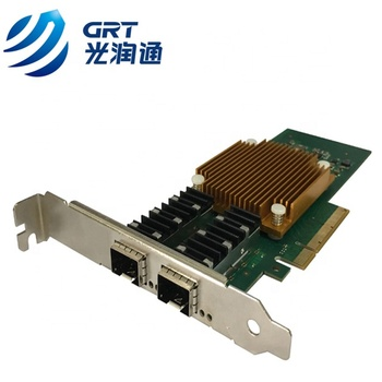 25Gbps NIC Fiber Dual ports Optical network card 25G SFP28 server adapter