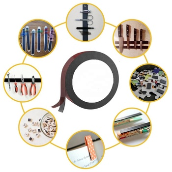 Magnetic Tape with Strong Self Adhesive
